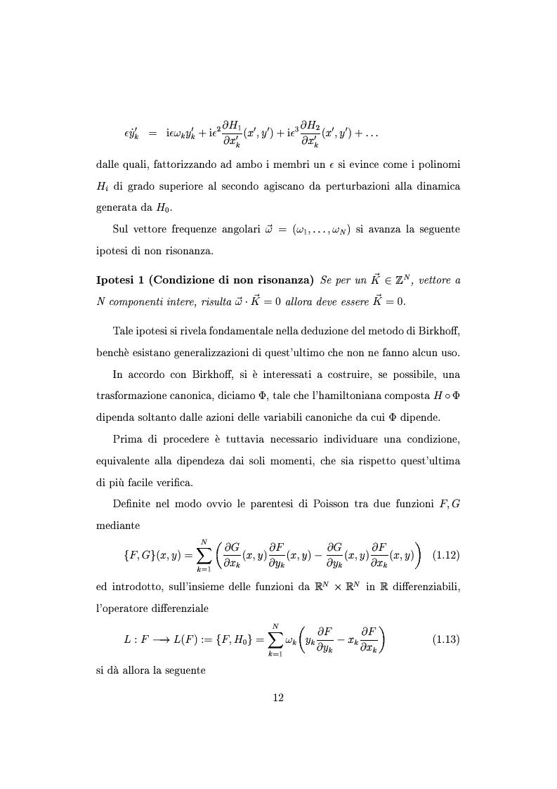 Anteprima della tesi: Teorema della media per equazioni differenziali alle derivate parziali, Pagina 9