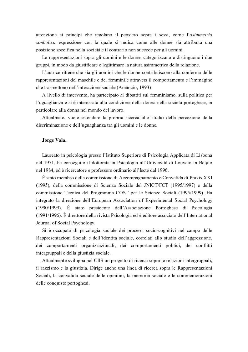 Anteprima della tesi: La diffusione delle rappresentazioni sociali in lingua portoghese, Pagina 9