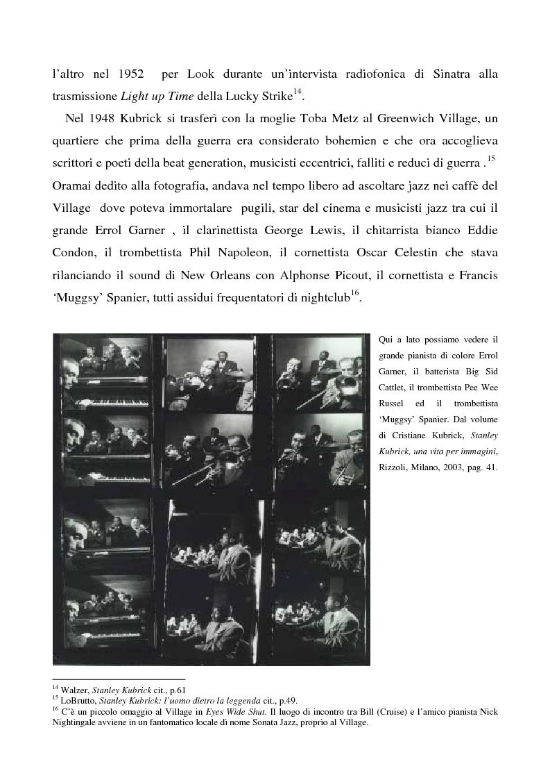 """Anteprima della tesi: Odissea musicale: la colonna sonora di ''2001: A Space Odyssey"""", Pagina 10"""