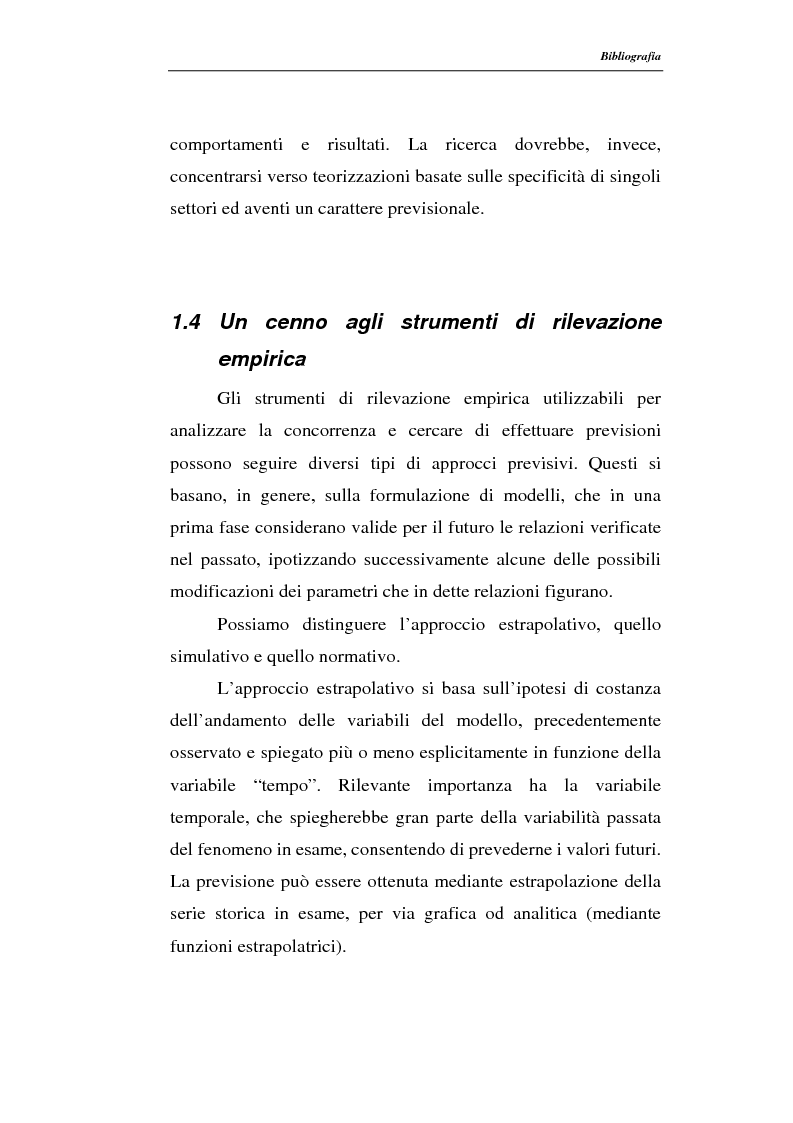 Anteprima della tesi: Modelli di persistenza dei profitti, Pagina 9
