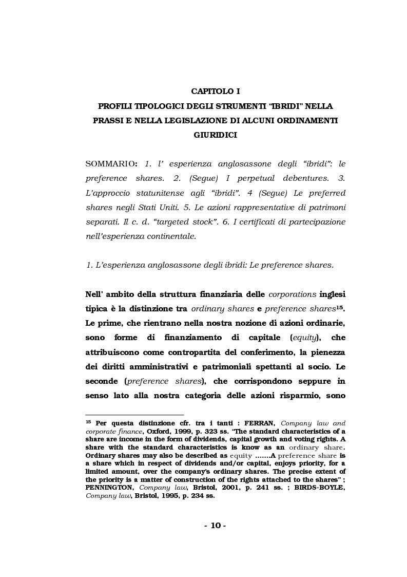 Anteprima della tesi: Strumenti ''ibridi'' partecipativi: profili tipologici, Pagina 10