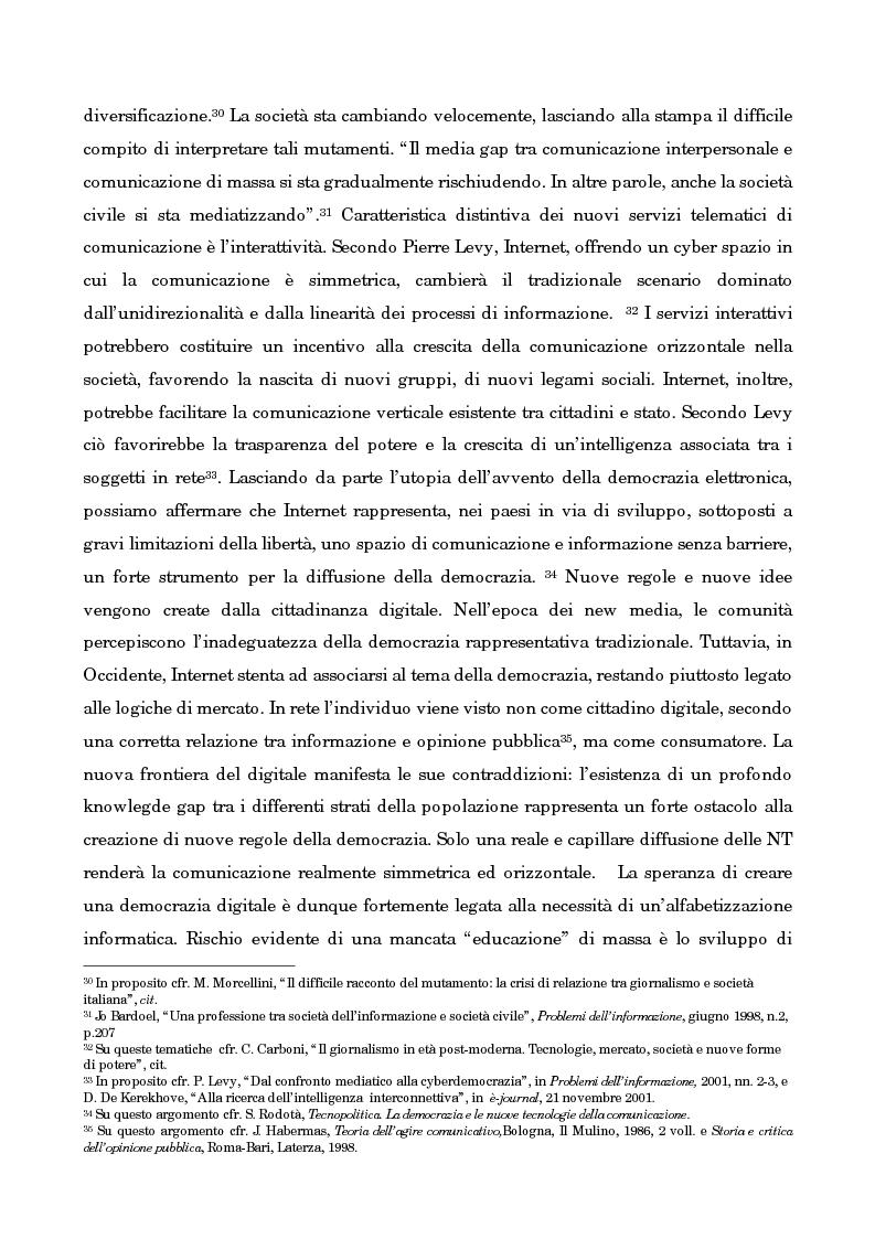 Anteprima della tesi: Leggo City in Metro. Viaggio nel fenomeno della free press, Pagina 12