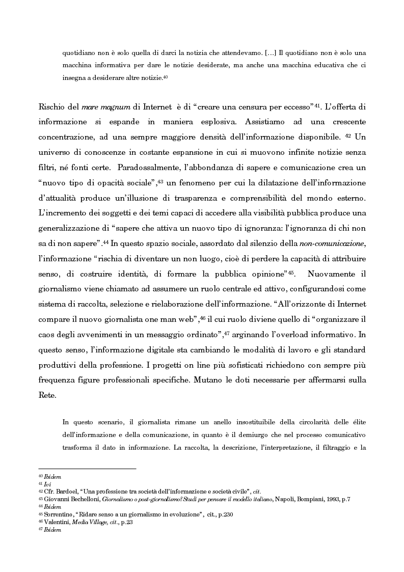 Anteprima della tesi: Leggo City in Metro. Viaggio nel fenomeno della free press, Pagina 14