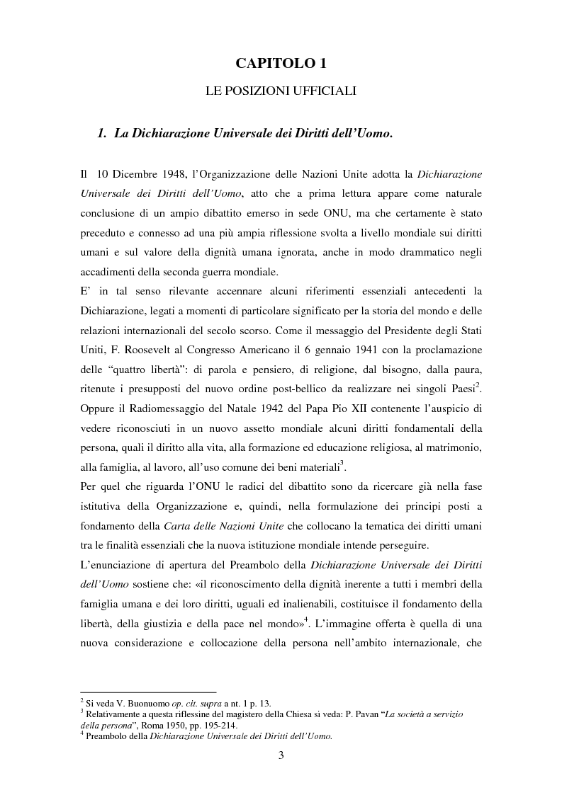 Anteprima della tesi: Africa, diritti umani e diritto allo sviluppo, Pagina 3