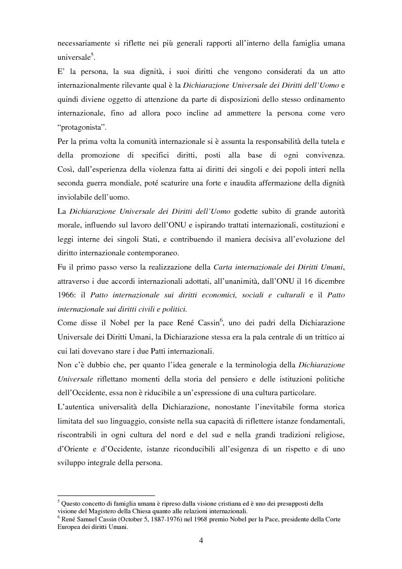 Anteprima della tesi: Africa, diritti umani e diritto allo sviluppo, Pagina 4
