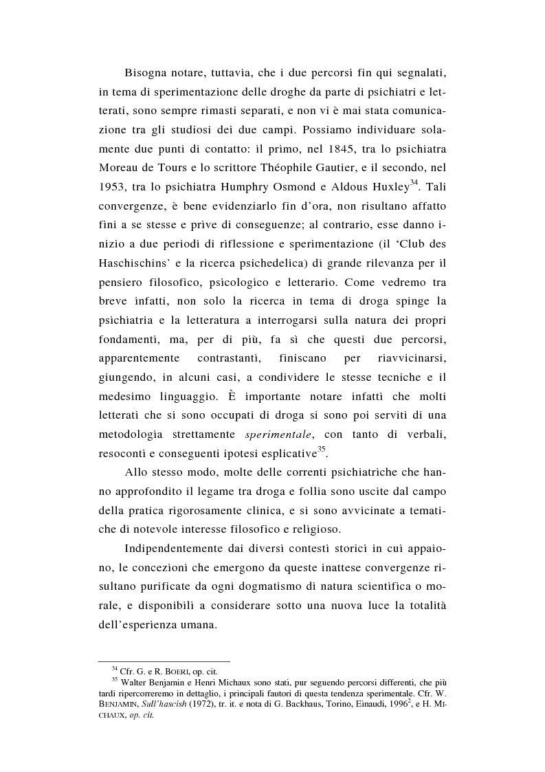 Anteprima della tesi: L'esperienza nuda. Spazio, tempo e colore nella riflessione di A. Huxley, Pagina 13