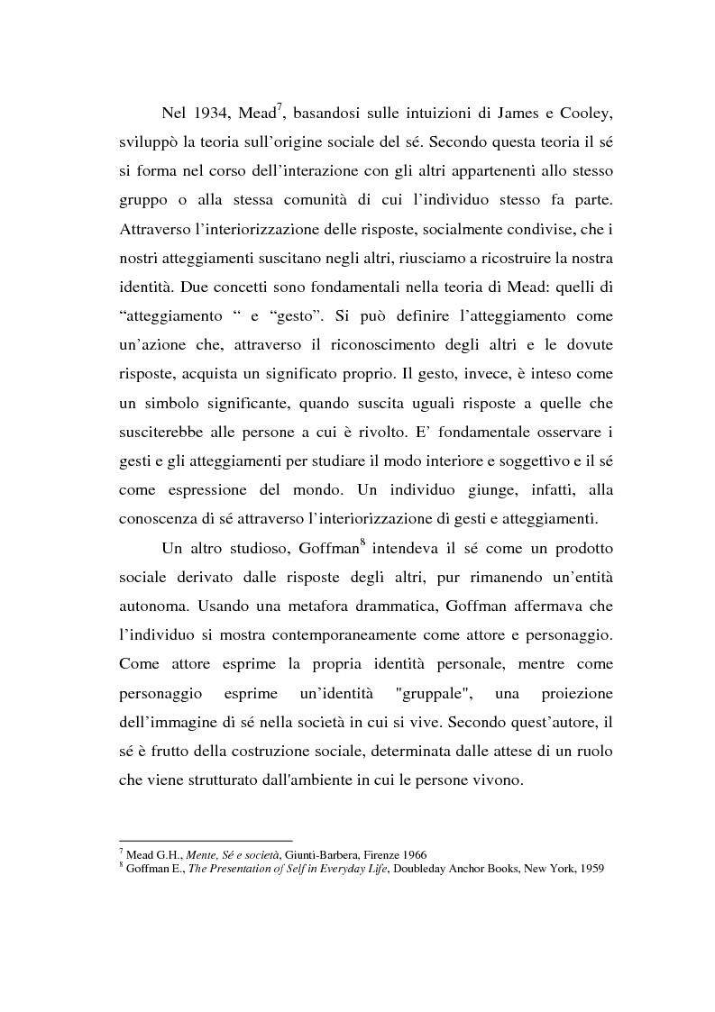 Anteprima della tesi: Internet e la costruzione dell'immagine del divo: il caso dei cantanti e gruppi musicali on line, Pagina 15