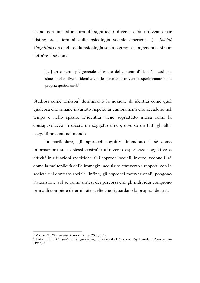Anteprima della tesi: Internet e la costruzione dell'immagine del divo: il caso dei cantanti e gruppi musicali on line, Pagina 9