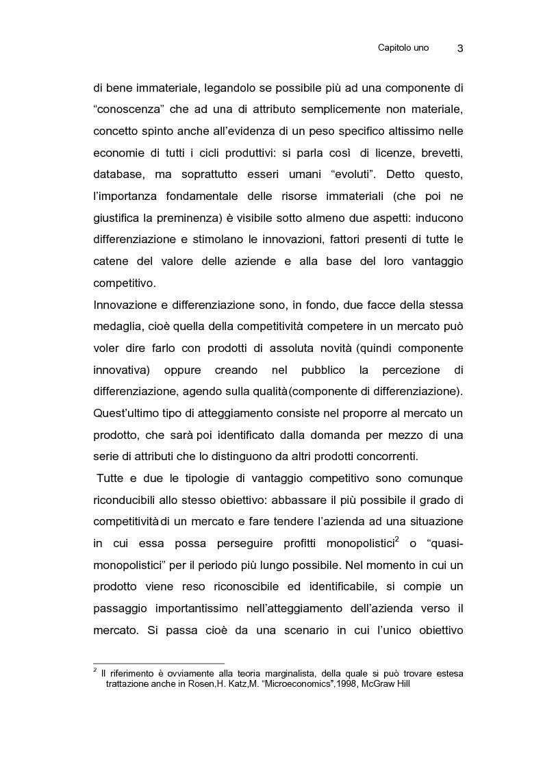 Anteprima della tesi: Le strategie di sviluppo della marca commerciale in Europa: il caso di Coop Italia, Pagina 6