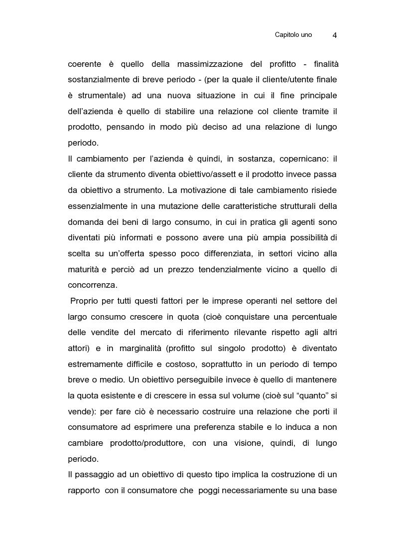 Anteprima della tesi: Le strategie di sviluppo della marca commerciale in Europa: il caso di Coop Italia, Pagina 7