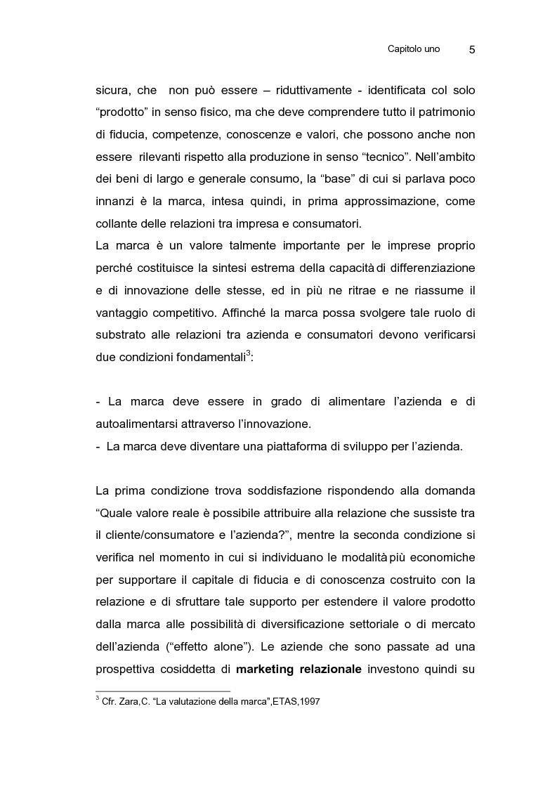 Anteprima della tesi: Le strategie di sviluppo della marca commerciale in Europa: il caso di Coop Italia, Pagina 8