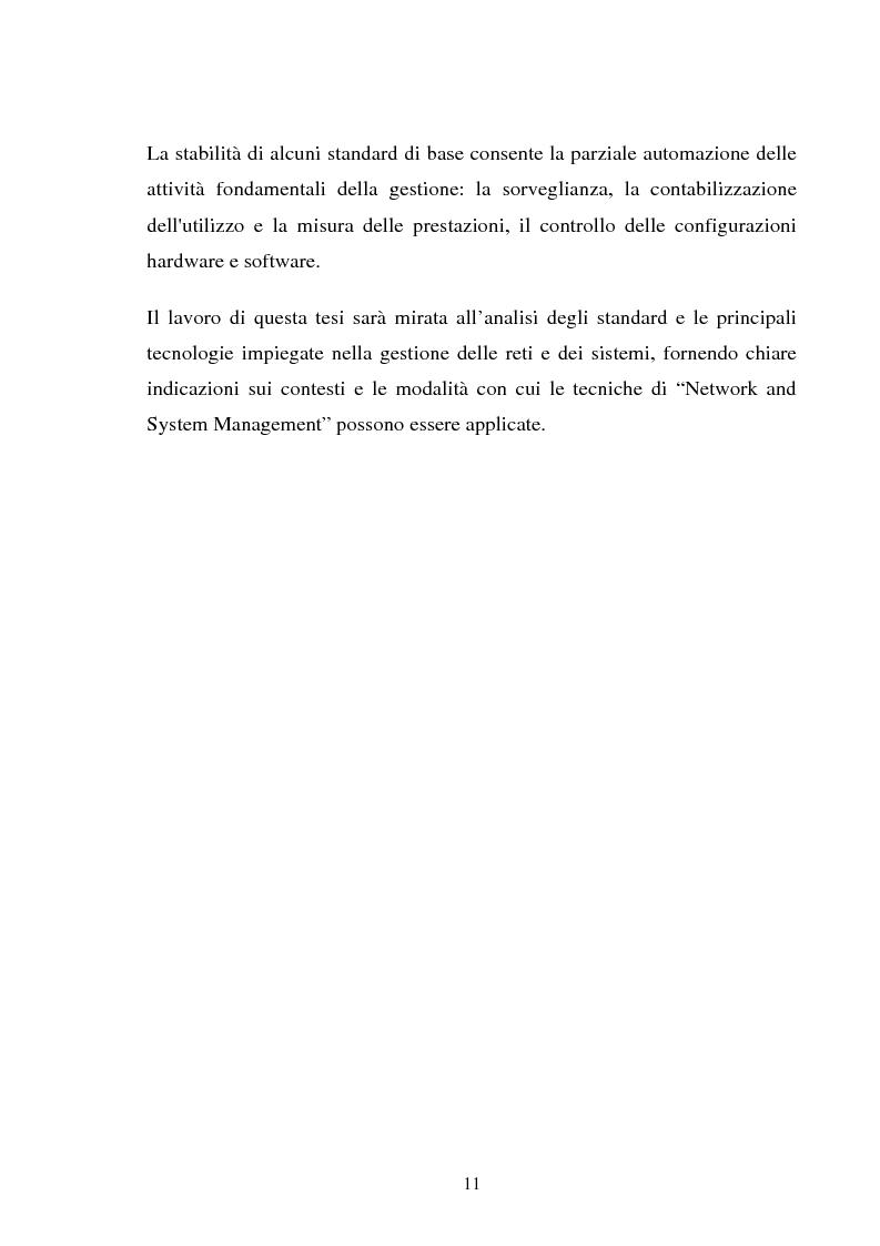 Anteprima della tesi: Gestione dell'utente e del suo desktop in un sistema informativo sanitario, il desktop management, Pagina 6