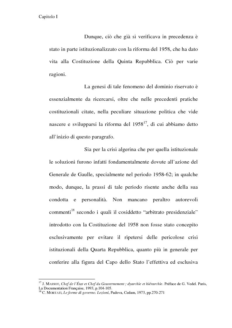 Anteprima della tesi: La Costituzione francese del 1958 e l'Unione europea, Pagina 11