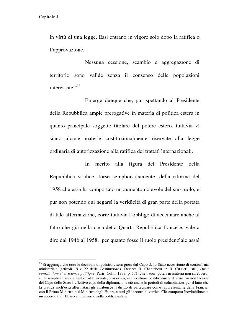 Anteprima della tesi: La Costituzione francese del 1958 e l'Unione europea, Pagina 9