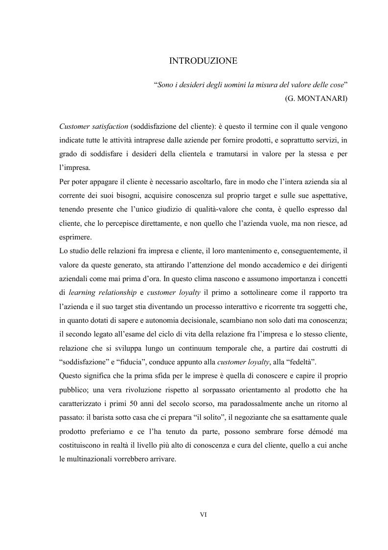 Anteprima della tesi: Gestire i dati per conoscere il cliente: utilizzo di database, data warehouse e data mining. Il caso Aton srl, Pagina 1