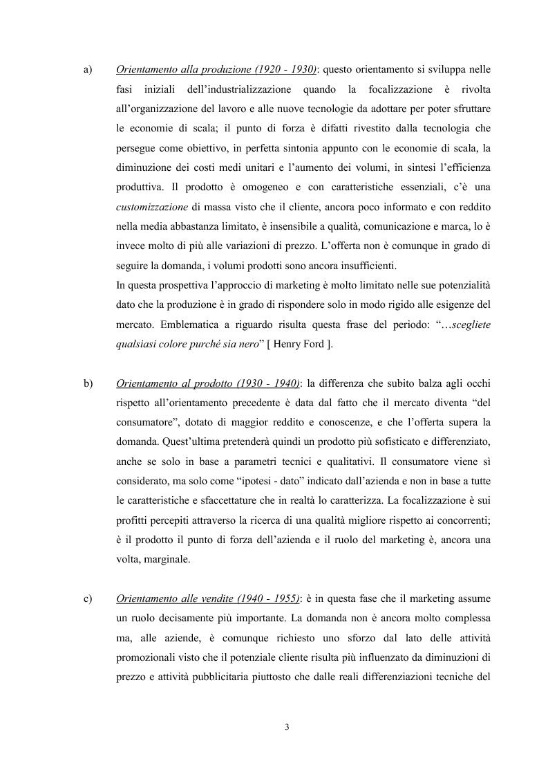 Anteprima della tesi: Gestire i dati per conoscere il cliente: utilizzo di database, data warehouse e data mining. Il caso Aton srl, Pagina 7