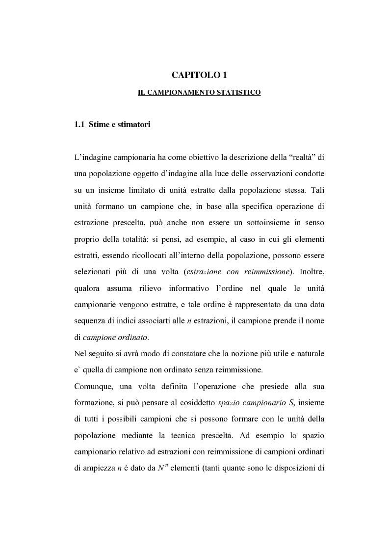 Anteprima della tesi: Barriere linguistiche alla globalizzazione. Analisi statistica dei dati di un campione di manager di imprese manifatturiere del Comune di Roma, Pagina 3