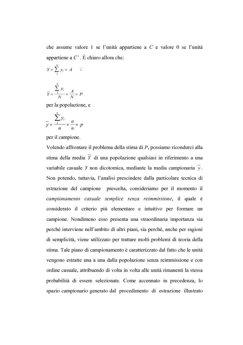 Anteprima della tesi: Barriere linguistiche alla globalizzazione. Analisi statistica dei dati di un campione di manager di imprese manifatturiere del Comune di Roma, Pagina 7