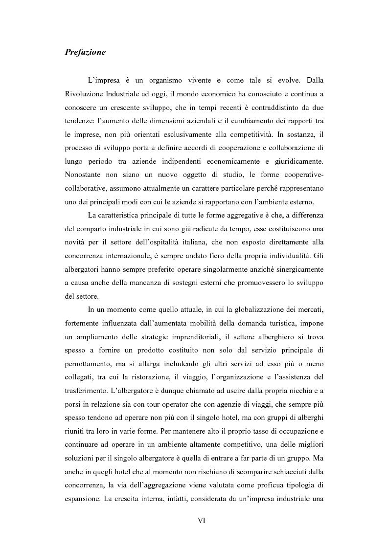 Anteprima della tesi: I gruppi: una realtà emergente ed il bilancio consolidato come sistema informativo. Il caso Hotel Together, Pagina 1