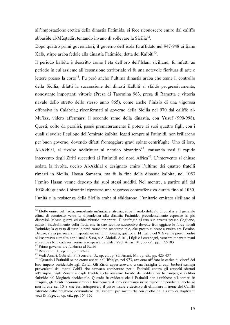 Anteprima della tesi: La presenza musulmana nel Friuli-Venezia Giulia: tra reminiscenza storica e nuova immigrazione, Pagina 15