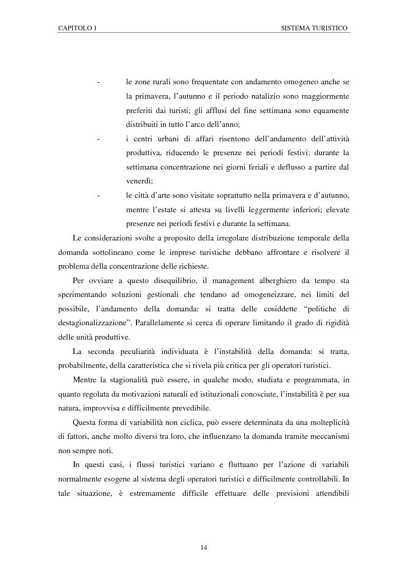 Anteprima della tesi: Nuove strategie competitive e processi localizzativi delle grandi catene alberghiere. Il caso Accor, Pagina 14