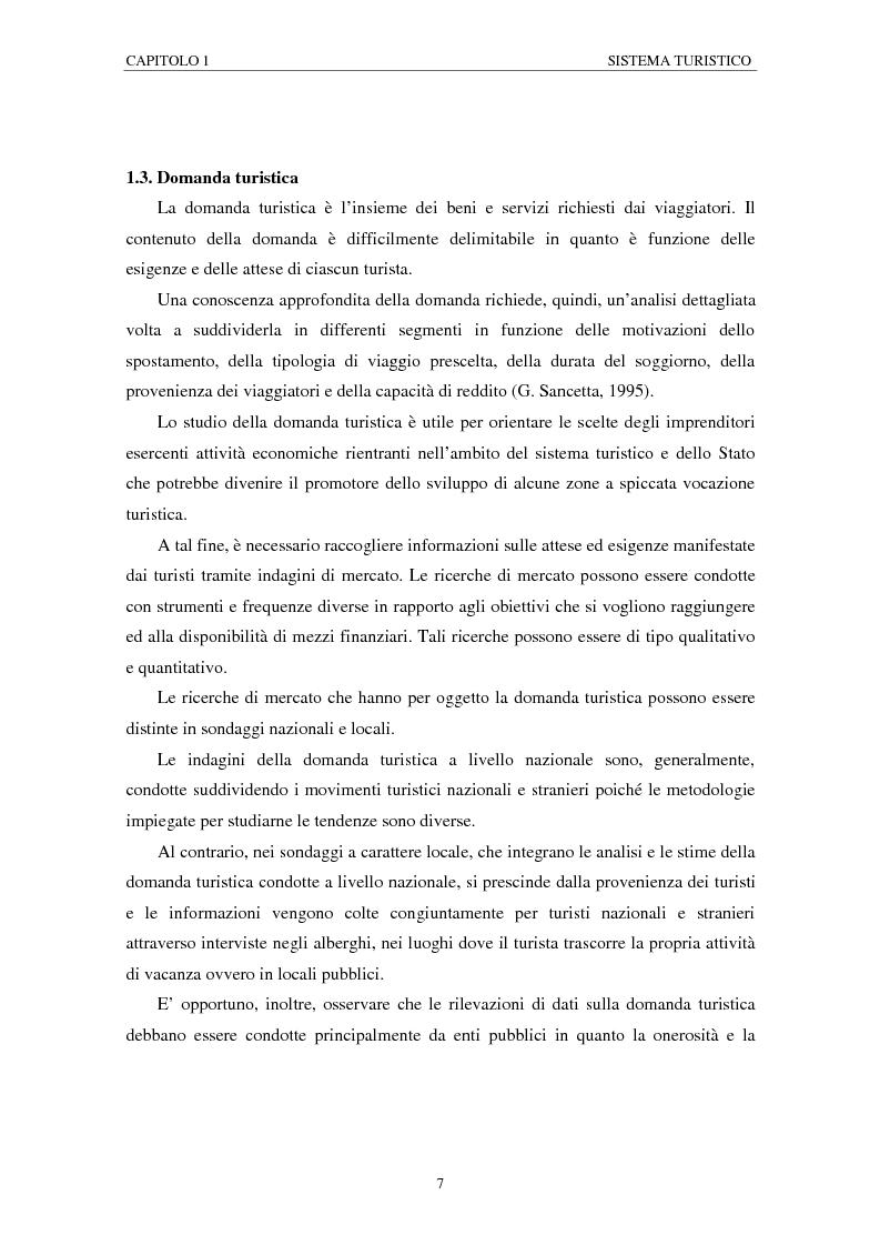 Anteprima della tesi: Nuove strategie competitive e processi localizzativi delle grandi catene alberghiere. Il caso Accor, Pagina 7
