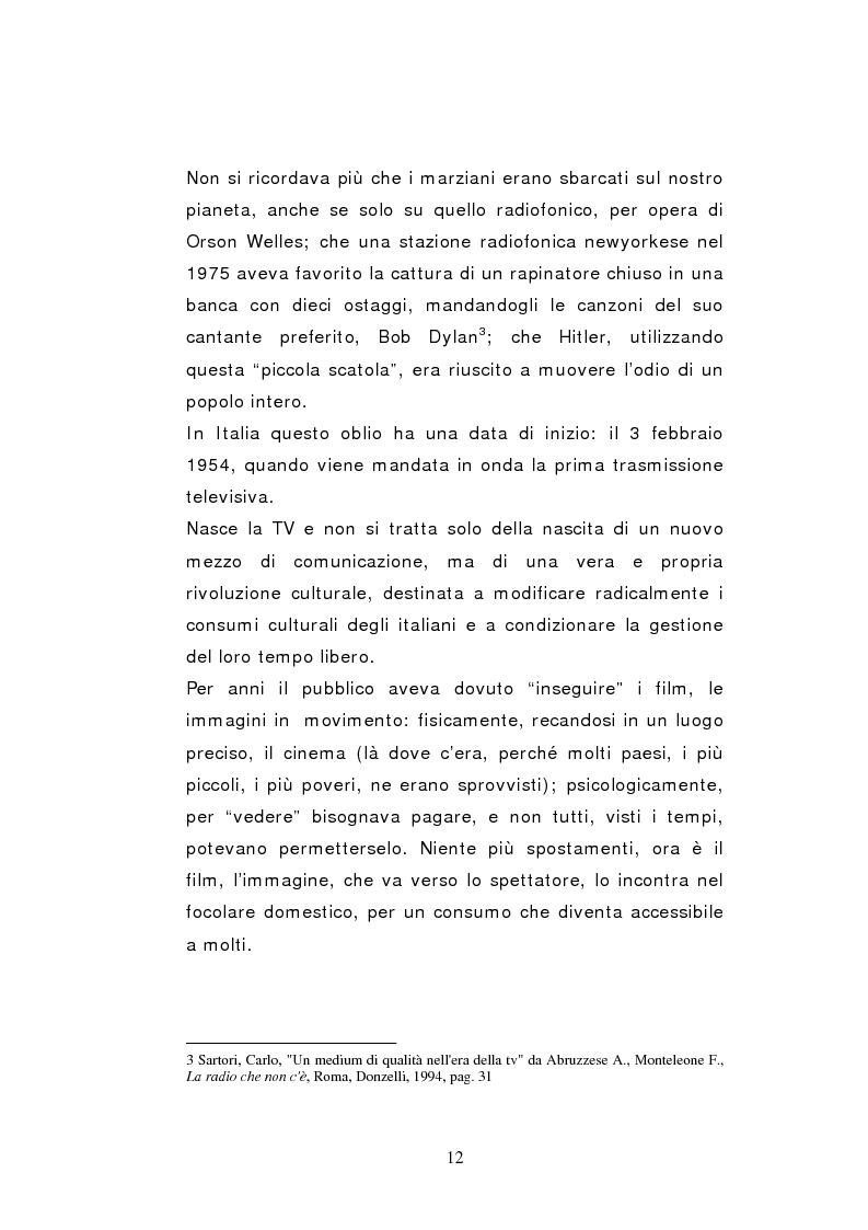 Anteprima della tesi: Il caso Radio Deejay: una comunicazione polimediale, Pagina 7