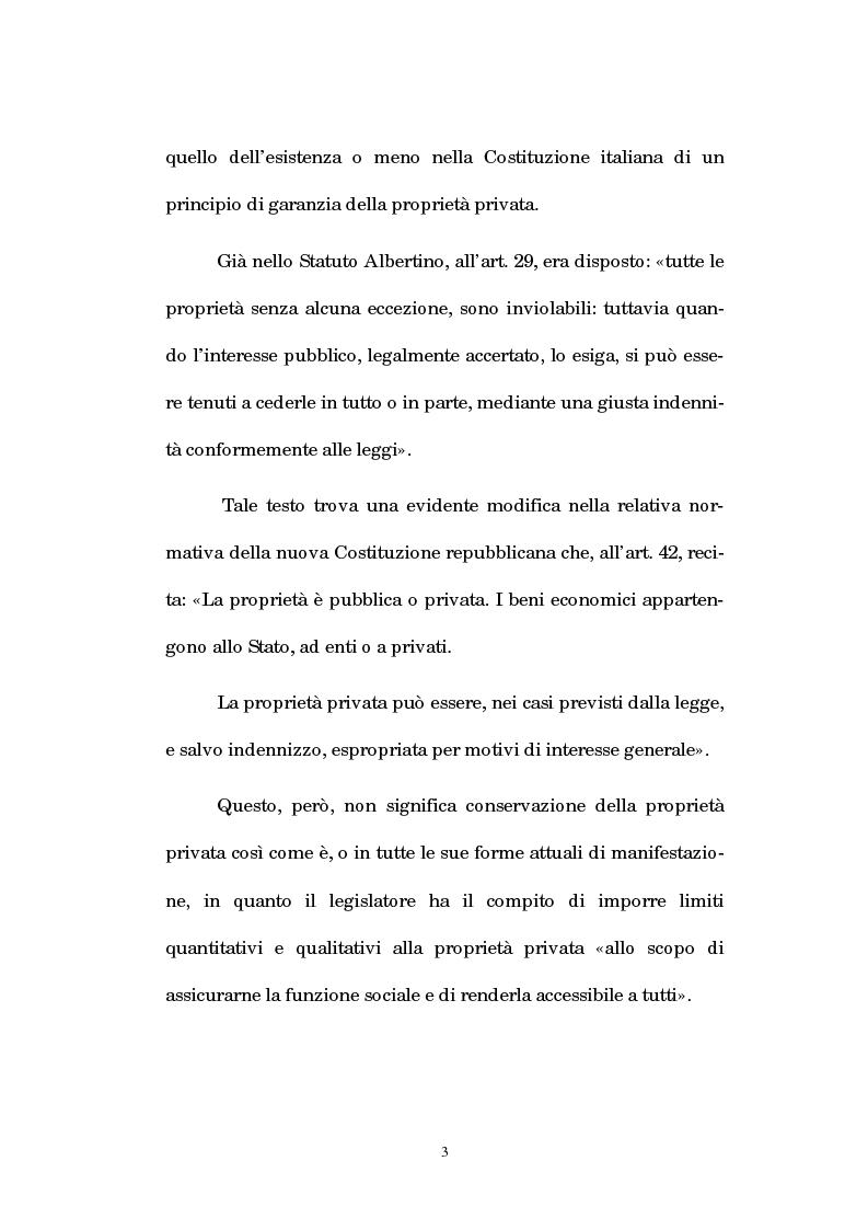 Anteprima della tesi: La legislazione regionale e l'autonomia comunale in edilizia: la denuncia inizio attività (d.i.a.) ed il recupero dei sottotetti, Pagina 2