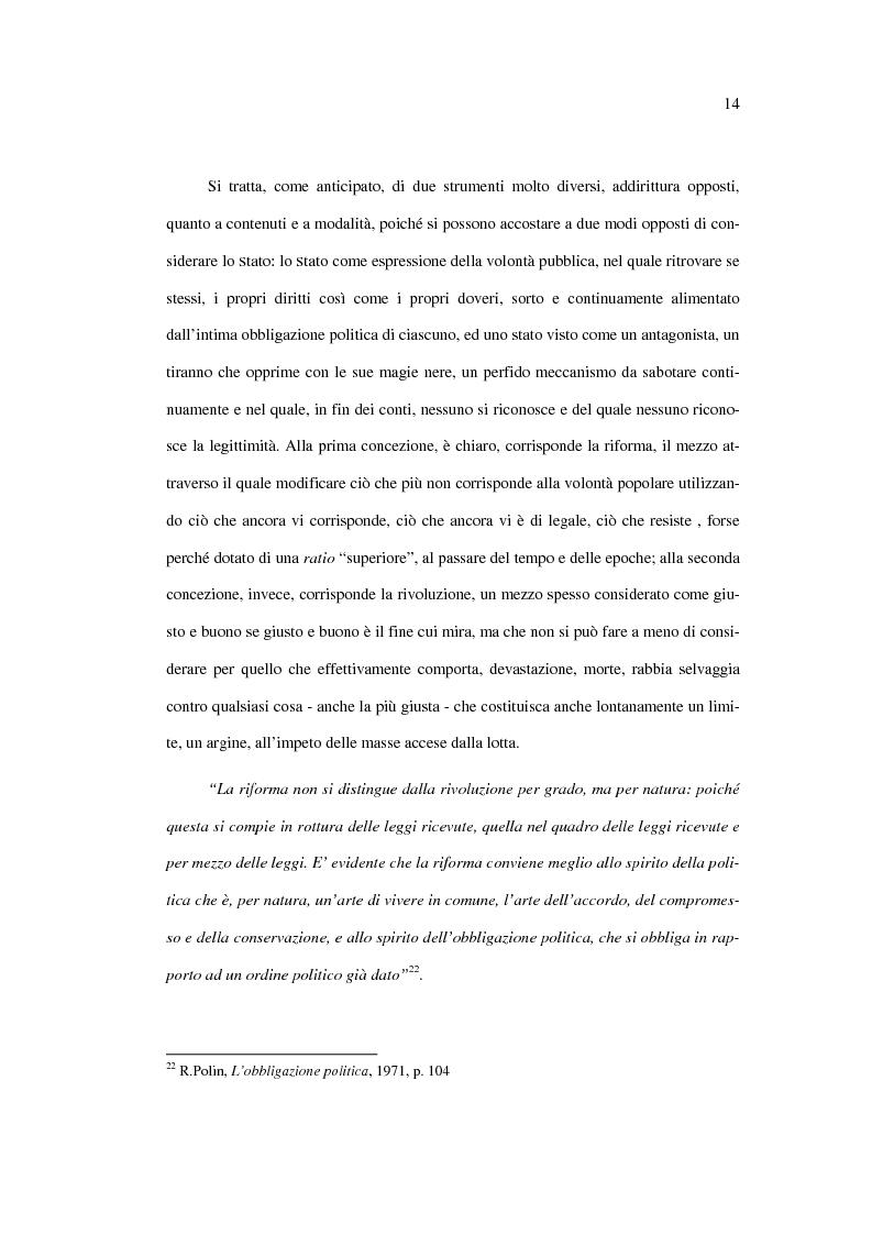 Anteprima della tesi: La libertà politica: Raymond Polin, Pagina 14