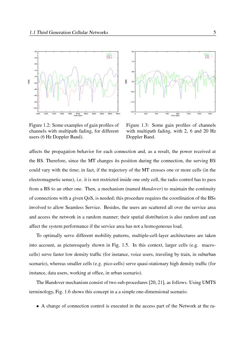 Anteprima della tesi: Multimedia Wireless Systems, Pagina 1