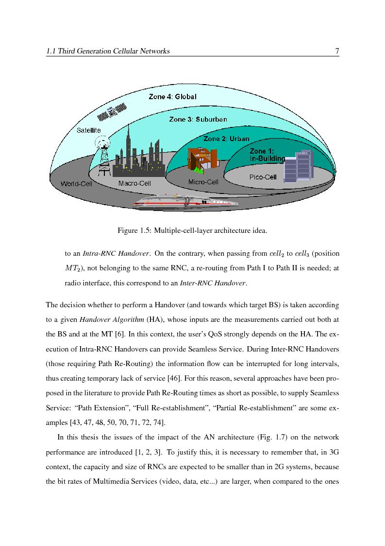 Anteprima della tesi: Multimedia Wireless Systems, Pagina 3