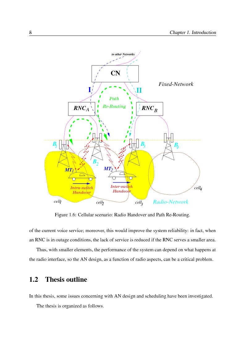 Anteprima della tesi: Multimedia Wireless Systems, Pagina 4