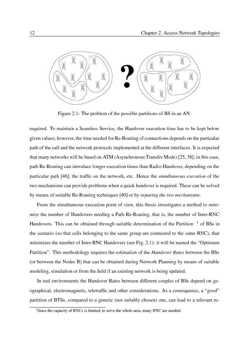 Anteprima della tesi: Multimedia Wireless Systems, Pagina 6