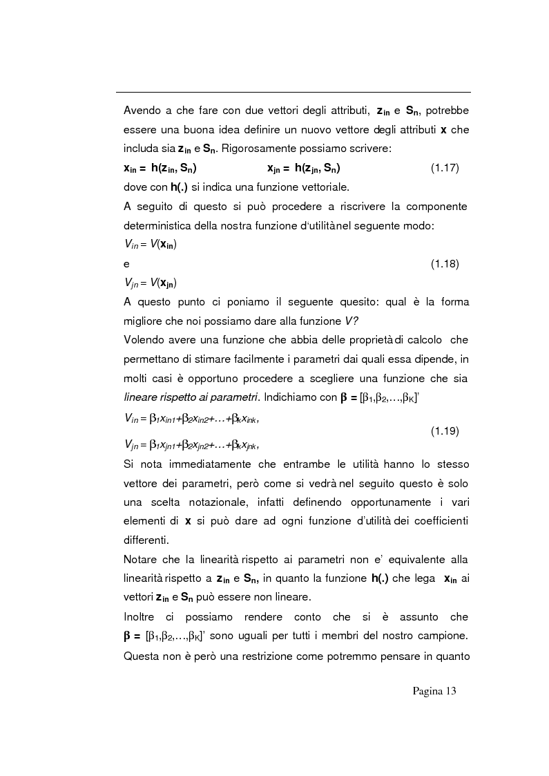 Anteprima della tesi: Modelli decisionali applicati alla scelta degli ospedali, Pagina 11