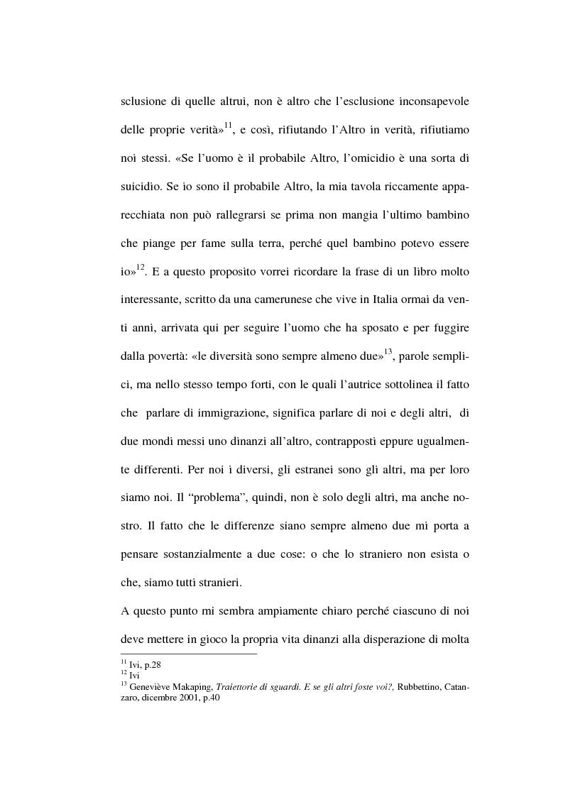 Anteprima della tesi: Le istituzioni politiche regionali nella formazione di una coscienza interculturale, Pagina 8