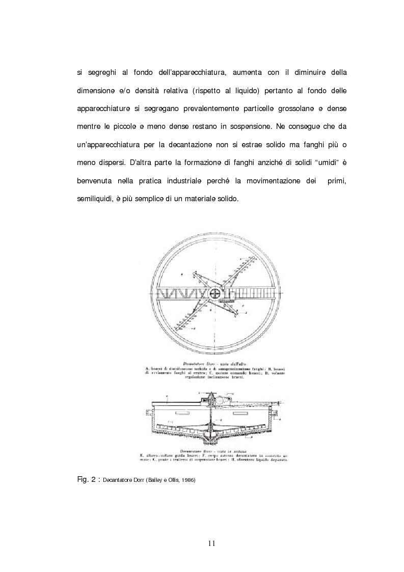 Anteprima della tesi: Rassegna dei sistemi di separazione solido-liquido di interesse nella processistica biotecnologica, Pagina 3