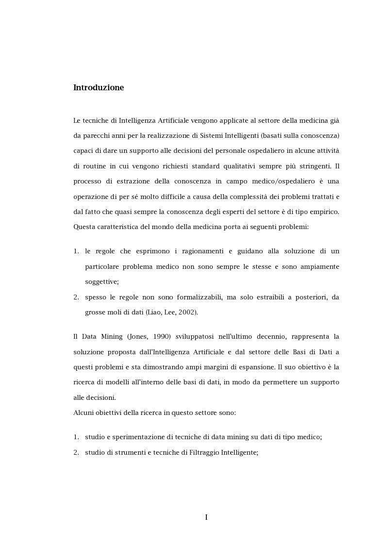 Anteprima della tesi: Validazione di un algoritmo neurale per la classificazione sindromica, Pagina 1