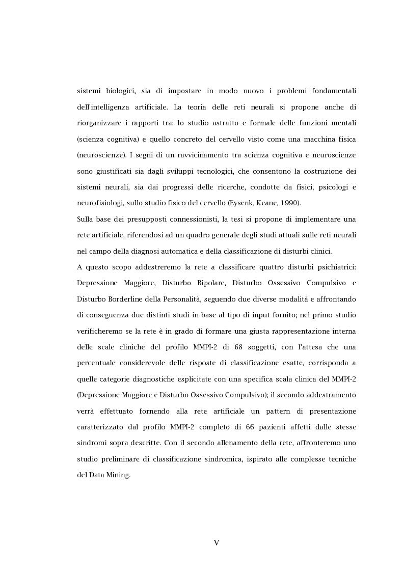 Anteprima della tesi: Validazione di un algoritmo neurale per la classificazione sindromica, Pagina 5