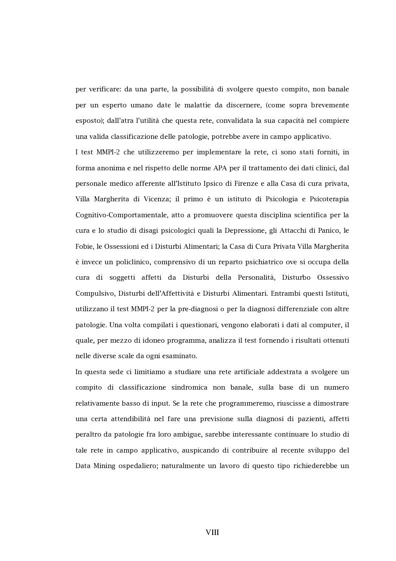 Anteprima della tesi: Validazione di un algoritmo neurale per la classificazione sindromica, Pagina 8