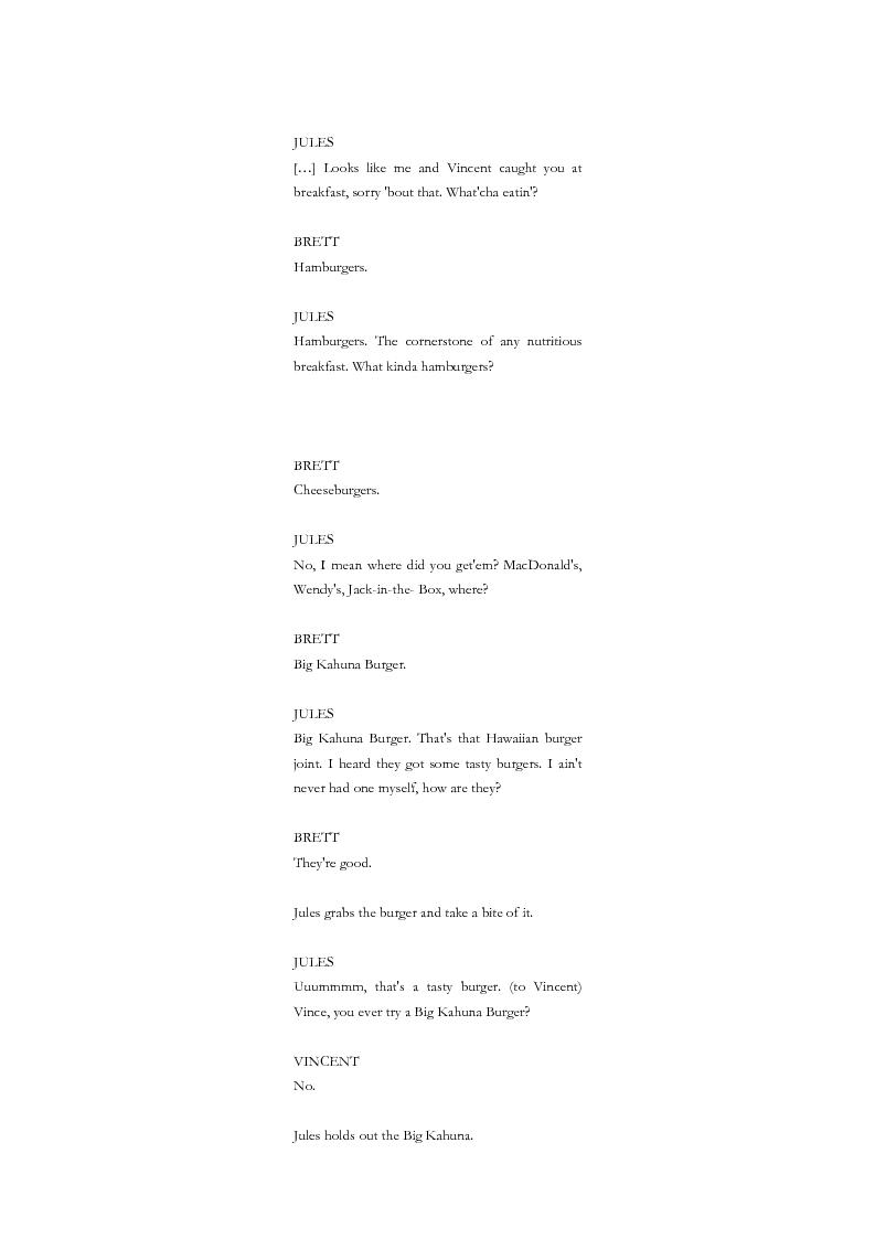 Anteprima della tesi: La citazione nel cinema di Quentin Tarantino, Pagina 6