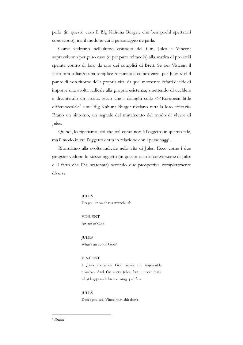 Anteprima della tesi: La citazione nel cinema di Quentin Tarantino, Pagina 9