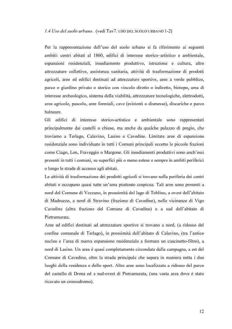 Anteprima della tesi: La riqualificazione ed il restauro territoriale della Valle dei Laghi e di Cavedine - Trentino Occidentale, Pagina 7