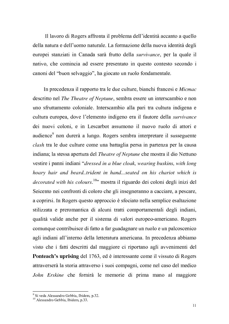 Anteprima della tesi: Ponteach Or The Savages of America, Pagina 8