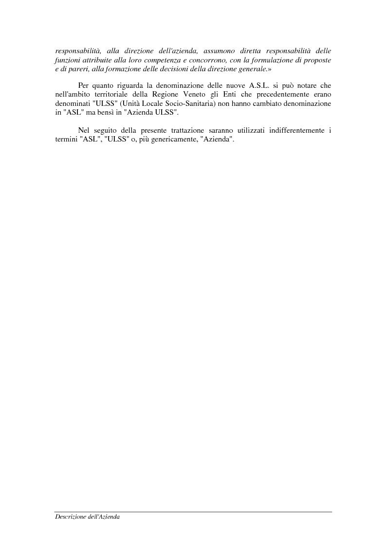 Anteprima della tesi: Mobilità sanitaria - Documentazione ed estensione del sistema informativo, Pagina 7