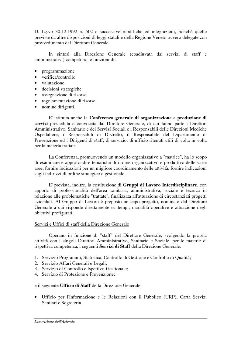 Anteprima della tesi: Mobilità sanitaria - Documentazione ed estensione del sistema informativo, Pagina 9