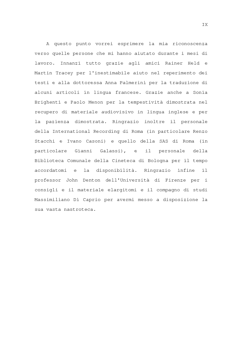 Anteprima della tesi: Il problema della traduzione nel doppiaggio cinematografico in Italia, Pagina 6