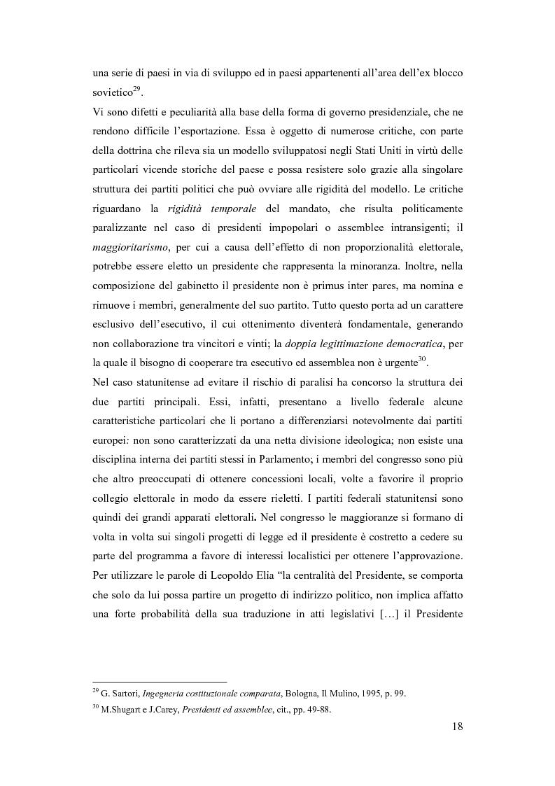 Anteprima della tesi: La Russia di Putin: le riforme nel quadro istituzionale e federalista delineato nella costituzione del 1993, Pagina 13