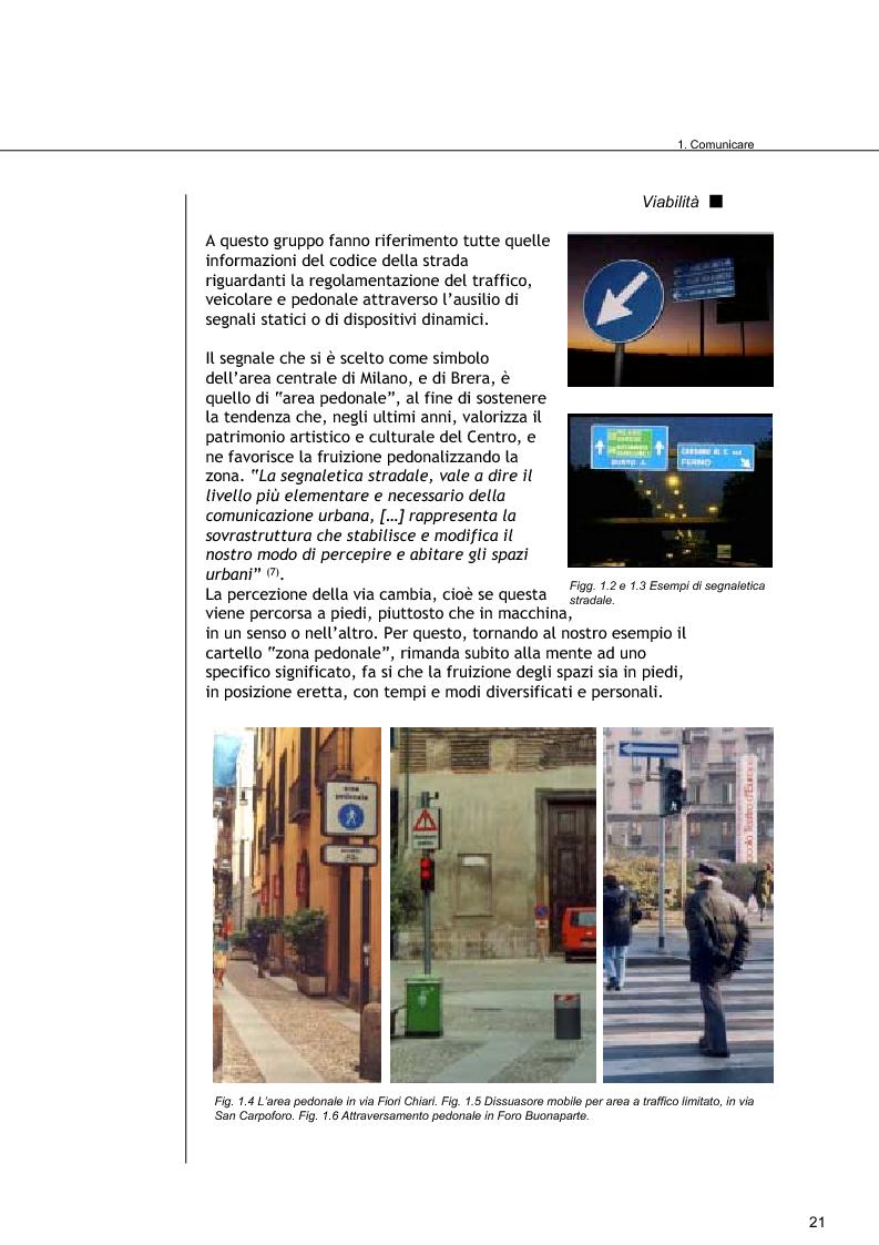 Anteprima della tesi: Comunicare Brera, Pagina 4