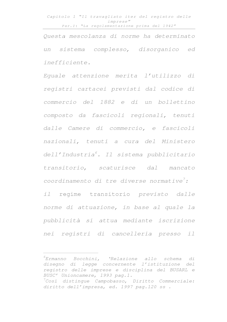 Anteprima della tesi: Il registro delle imprese, Pagina 12