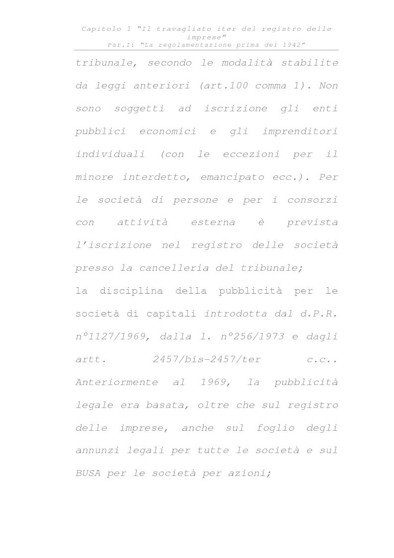 Anteprima della tesi: Il registro delle imprese, Pagina 13
